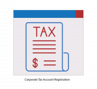 Corporate Tax Account Registration