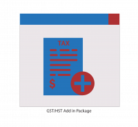 GST HST Add in Package